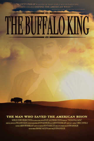 The Buffalo King-One Sheet